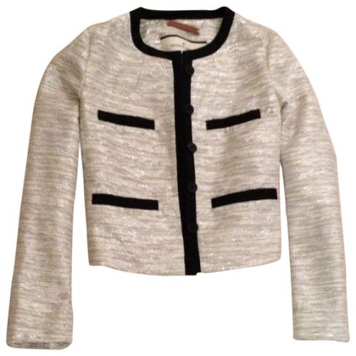 Beige Synthetic Jacket $268.79