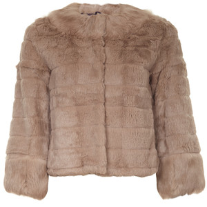By Malina Fur Jacket