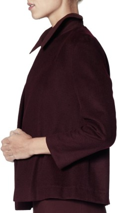 'Alexandra_ Cashmere Jacket Greta sida