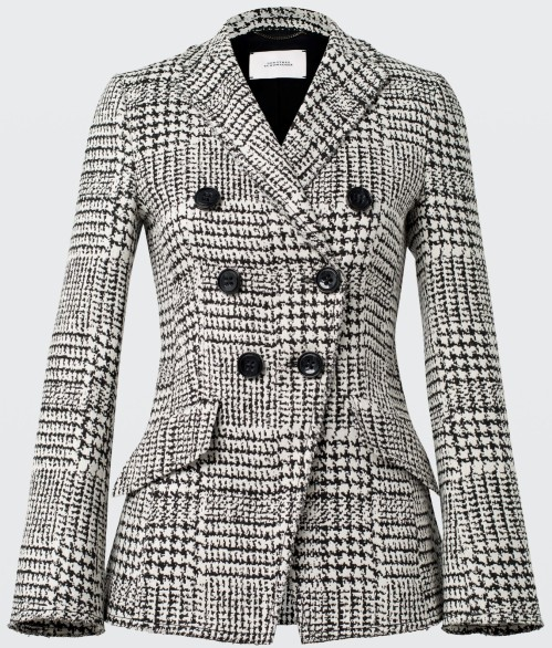 a6174ea27a1 Offbeat Check Jacket Dorothee Schumacher