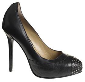 Studded shoe by malene birger