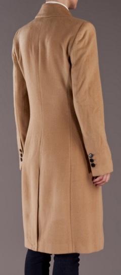 Torun Coat från By Malene Birger bak