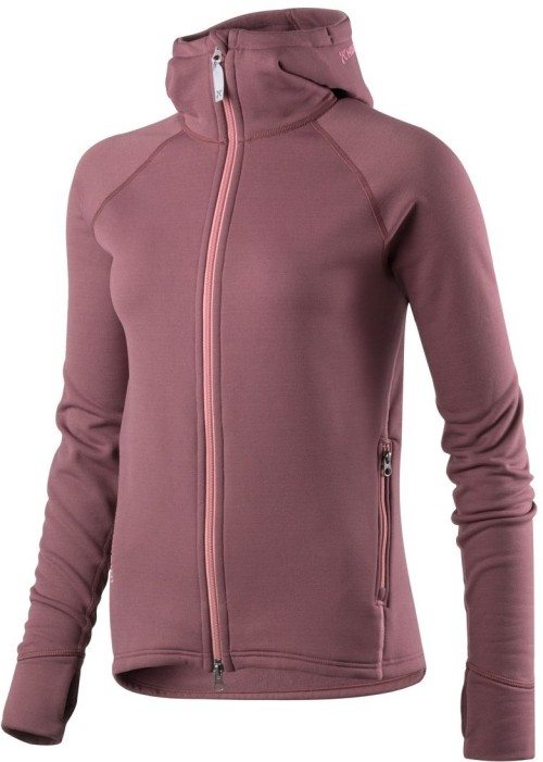 Womens Power Jacket i Peel Purple Houdini