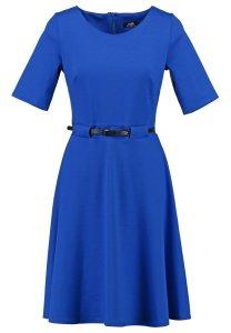 Wallis blå klänning