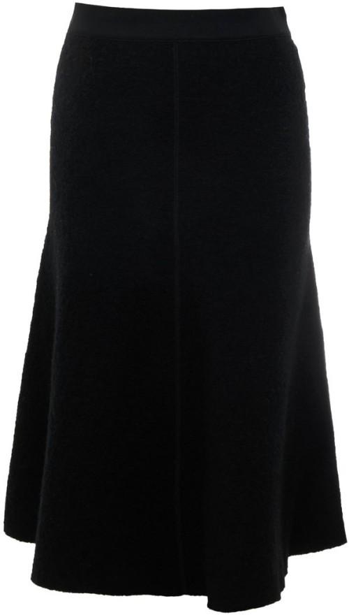 'Alassia' Skirt i Black By Malene Birger