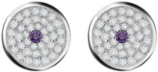 Button Earrings Asprey