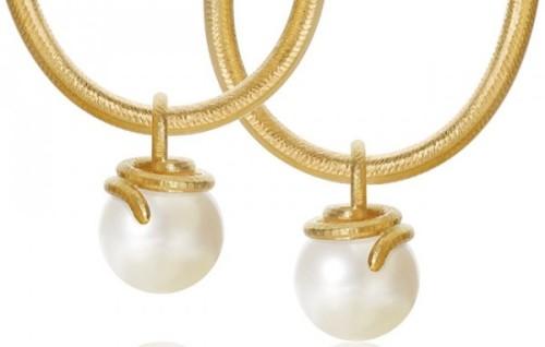 'Cleo' Earrings Dulong Fine Jewelry