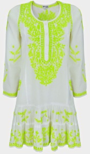embroidered-kaftan-i-white-neon-yellow-juliet-dunn-london