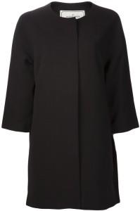 Pirella Coat i Black fram