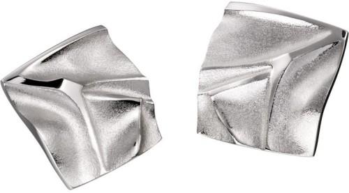 'Gelo' Earrings i Silver Lapponia