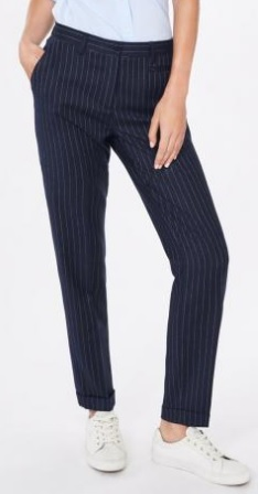 Pinstriped Slacks GANT