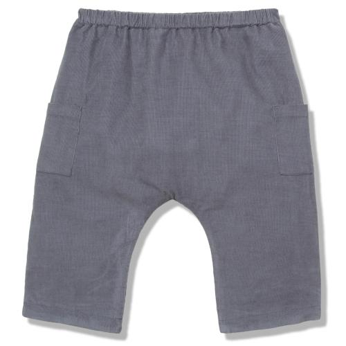Pull on Cord Trouser i Grey Marie Chantal fram $94, rea $28