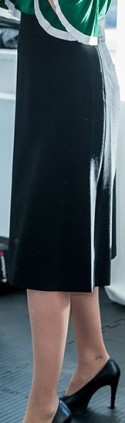 Svart kjol 17 mars 2017