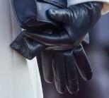 Svarta handskar 13 mars 2017