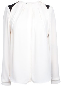 'Tidra' Graphic Shirt By Malene Birger