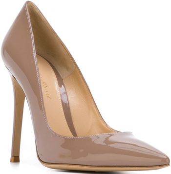 Gianvito Rossi pumps tan