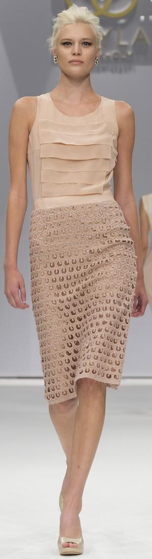 'Saskia' Dress från Mayla
