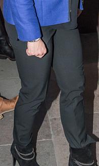 1. Svarta byxor 13 januari 2015