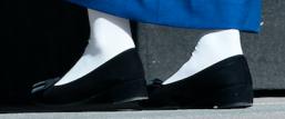 Svarta skor Nationaldagsfirande Slottet 6 juni 2016