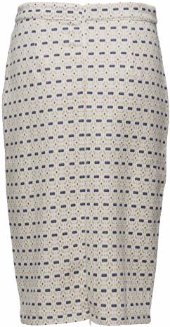 'Jakita' Skirt i Cream JacquardBaum und Pferdgarten bak