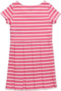 SSL Stripe Dress iBlaze FuchsiaW Ralph Lauren bak
