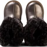 Bronze Retro Chabraque Boots Pom D´api ovan
