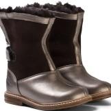 Bronze Retro Chabraque Boots Pom D´api stövlar