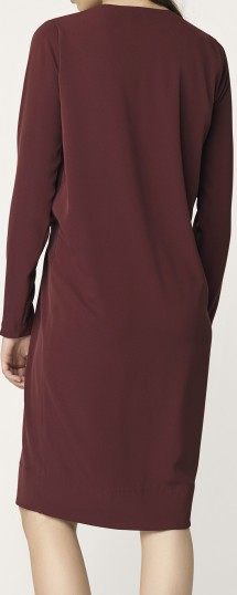 acarmar-dress-i-deep-ruby-by-malene-birger-bak