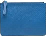 Dipple Pouch i Blue By Malene Birger blå