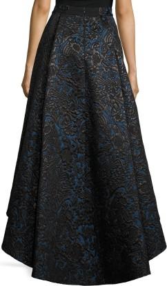 floral-jacquard-high-low-skirt-blackblue-alice-olivia-bak