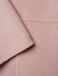 'Ondala' Wool Coat i Pale Mauve Andiata (1)