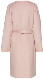 'Ondala' Wool Coat i Pale Mauve Andiata (2)