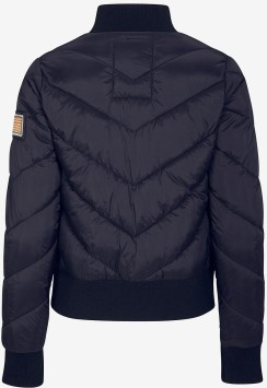Dawn Jacket i Navy Svea bak
