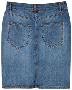 jeanskjol-i-light-denim-lindex-bak