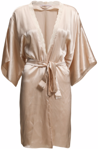 Robe Clara Whispering i Light Rose Stella McCartney