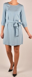 'Hanna' Dress i Sky Blue Greta