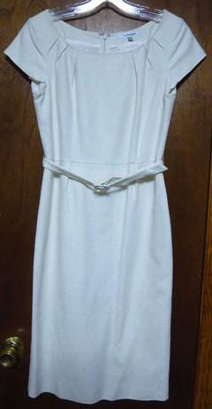 super popular ec579 39632 Vit klänning L.K. Bennett