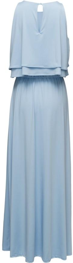 'Cala' Dress i Air Blue By Malina bak