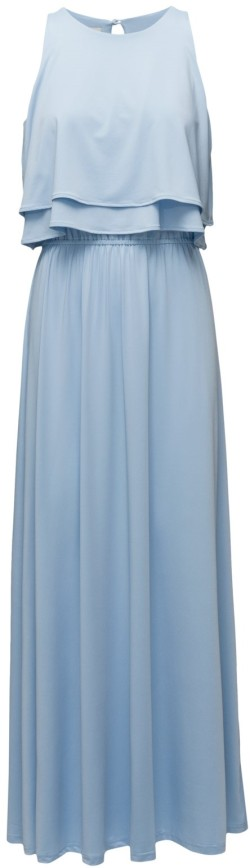 'Cala' Dress i Air Blue By Malina fram